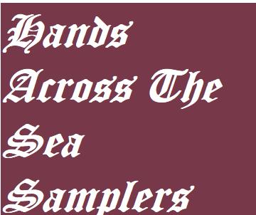 Hands Across The Sea Samplers