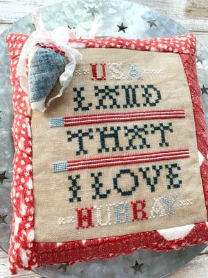 USA Hurray-Lucy Beam