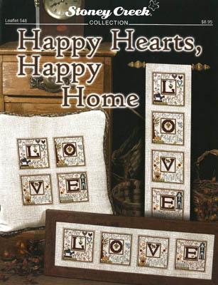 Happy Hearts,Happy Home-Stoney Creek Collection