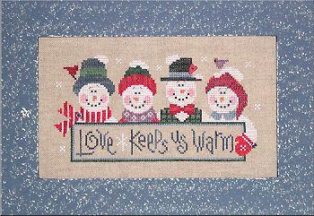 Love Keeps Us Warm-Lizzie Kate-
