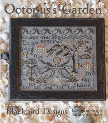 Octopus's Garden-Blackbird Designs-