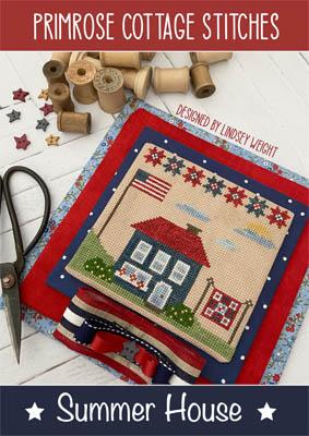 Summer House-Primrose Cottage Stitches-