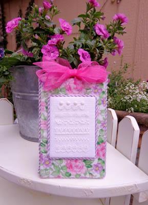 May Flowers Short Stack-Faithwurks Design-