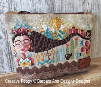 Dreaming Frida-Barbara Ana Designs-