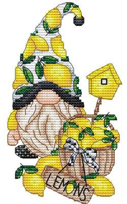 Lemon Gnome-Les Petites Croix De Lucie-