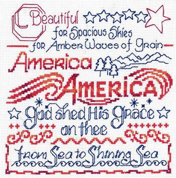 America The Beautiful-Imaginating-