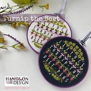 Turnip The Beet-Hands On Design-