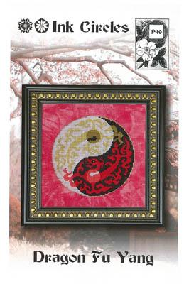 Dragon Fu Yang-Ink Circles-