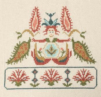 Minoan Mermaid-Avlea Mediterranean Folk-