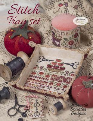 Stitch Tray Set-Jeannette Douglas Designs-