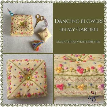 Dancing Flowers In My Garden-MTV Designs-