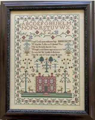 Mary Frances Stidstone-Victorian Rose Needlearts-