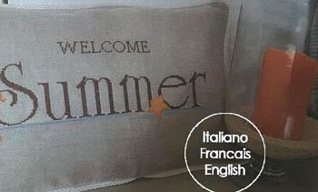 Welcome Summer-Serenita Di Campagna-