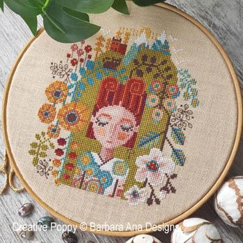 Garden Of Dreams-Barbara Ana Designs-