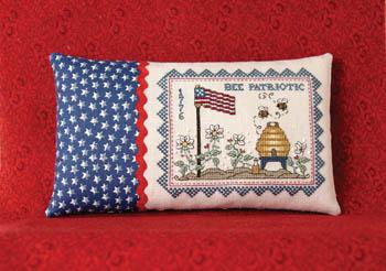 Bee Patriotic-Bee Cottage-