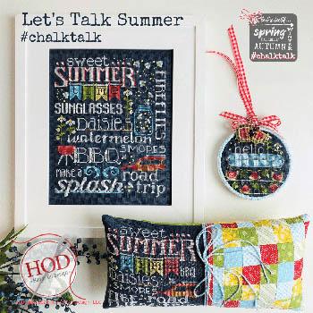 Let's Talk Summer-Hands On Design-