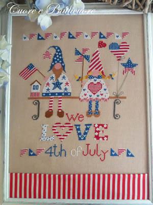 4th Of July In Love-Cuore E Batticuore-