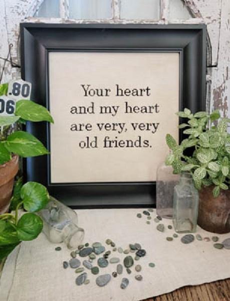 Old Friends-Hello From Liz Mathews-