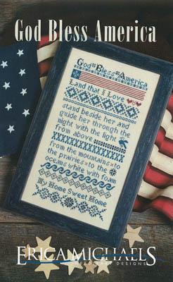 God Bless American-Erica Michaels-