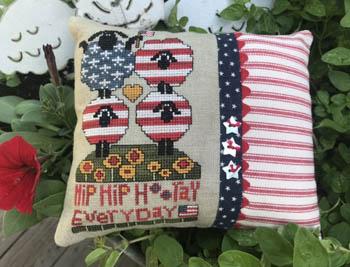 Hip Hip Hooray Everyday-Amy Bruecken Designs-