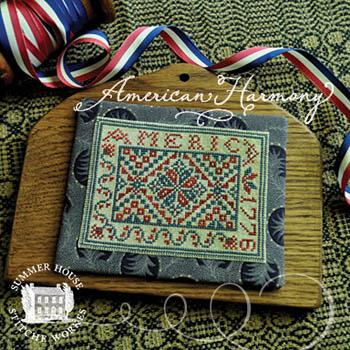 American Harmony-Summer House Stitche Workes-