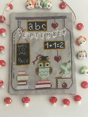 September In A Jar-Romy's Creations-
