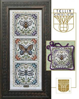 Love Bugs-Tellin Emblem-