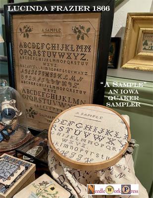 Lucinda Frazier 1866-Needlework Press-