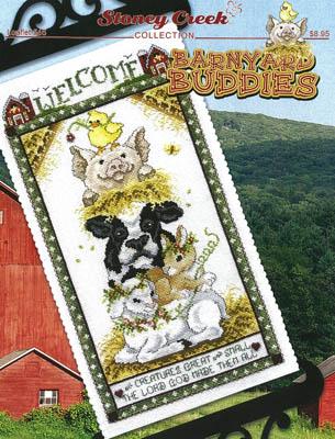 Barnyard Buddies-Stoney Creek Collection-