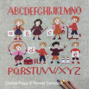 School-Perrette Samouiloff-