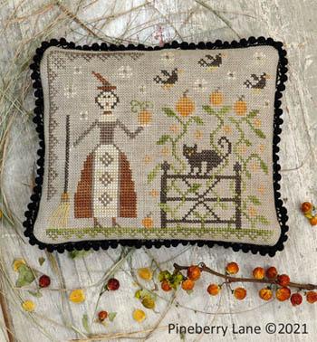 Witch's Garden-Pineberry Lane Designs-