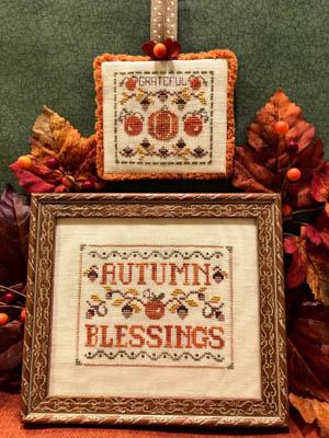 Autumn Blessings-ScissorTail Designs-