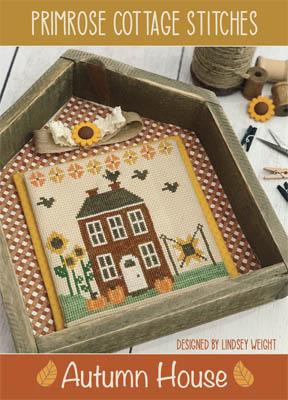 Autumn House-Primrose Cottage Stitches-