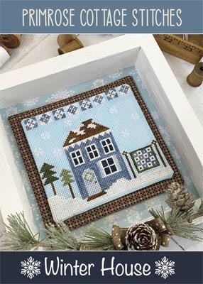 Winter House-Primrose Cottage Stitches-