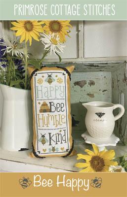 Bee Happy-Primrose Cottage Stitches-