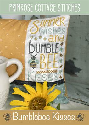 Bumblebee Kisses-Primrose Cottage Stitches-