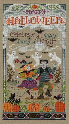 Halloween Party-Imaginating-