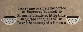 Coffee Break-Needle Bling Designs-