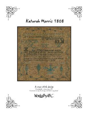 Keturah Morris 1808-Works By ABC-