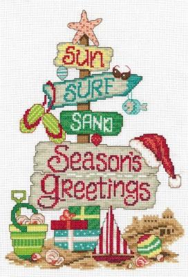 Holiday Beach Signs-Imaginating-
