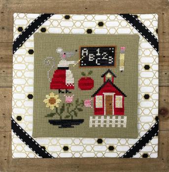 Mouse's Schoolhouse-Tiny Modernist-