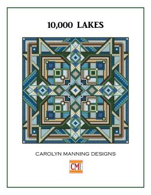 10,000 Lakes-CM Designs-