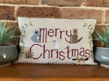 Aussie Christmas-Frog Cottage Designs-