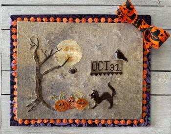 October 31st-Frog Cottage Designs-