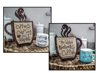 No Talkie Before Coffee-New York Dreamer-