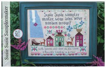 Susie Susie Samplermaker-Lindy Stitches-