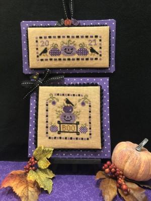Purple Pumpkin Patch-Scissortail Designs-