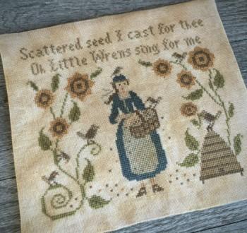 Seeds Of Kindness-Scattered Seed Samplers-