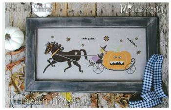 Halloween Cinderella-Madame Chantilly-
