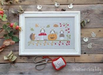 Funny Autumn-Madame Chantilly-
